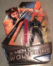 NEW! X-MEN ORIGINS WOLVERINE Cyclop Comic Series Action Figure 2009 MARVEL RARE
