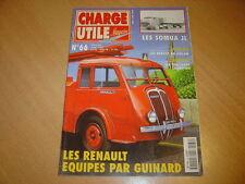 Charge utile N°66 Berliet PH Airlam.Tracteurs Champion.Somua JL.Renault Guinard