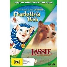 CHARLOTTE'S WEB/LASSIE BEST FRIENDS ARE FOREVER: 2DVD