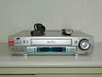 JVC HR-S7722 High-End S-VHS ET Videorecorder mit Universal FB, 2 Jahre Garantie