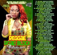 REGGAE ROAD BLOCK CULTURE MIX CD