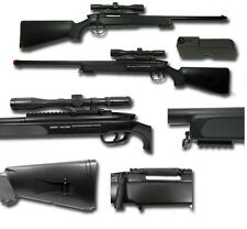 SOFTAIR M6 FIREPOWER BLACK EAGLE - SWISS ARMS 160726 BOLT ACTION SPRING