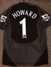 Manchester United 2004/05 PORTIERE Camicia Adulti (S) 1 Howard