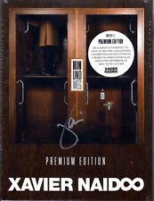 Xavier Naidoo Hin Und Weg CD Premium Edition Box Fanbox Signiert Autogramm