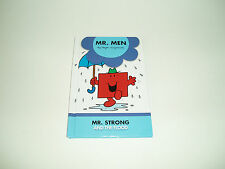 """Mr Men book """"MR. Strong and the Flood""""  2009."""