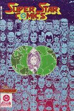 Super Star Comics N°3 - DC Comics - Eds. Arédit - 1986