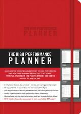 The High Performance Planner by Brendon Burchard 9781401957322   Brand New