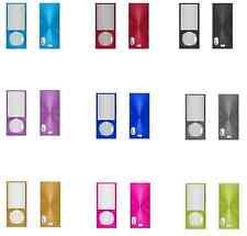Apple iPod Nano 5th Gen 2 Piece Snap On Hard Case Cover Screen Protector Guard