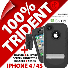 New Trident Kraken AMS Rugged Protection Hard Shell Case Cover For iPhone 4 / 4S