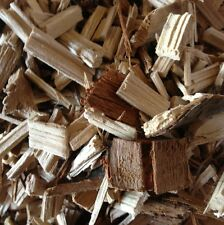 Almond Apple Oak or Cherry Wood Chips - Smoking and Bbqing - Your Choice 2.5#