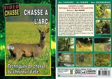 Chasse à l'arc : Techniques de chasse du chevreuil d'été  - Chasse a l'arc
