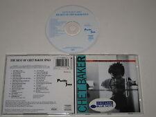 CHET BAKER/BEST OF C. BAKER SINGS (PACIF.JAZZ 92932) CD