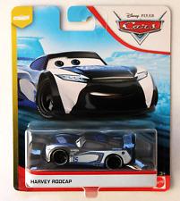 CARS 3 - HARVEY RODCAP racer EASY IDLE TEAM - Mattel Disney Pixar