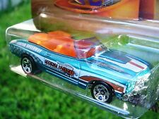 Hot Wheels 2/8 HAPPY EASTER ~ '70 Chevy Chevelle Convertible ~ SEALED Pack!