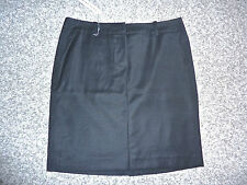 NWT Trina Turk Basic Black Skirt 10