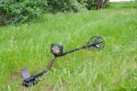 Metal Detector Fortune Pro-2 LCD Display with depth of search up to 2m / 57 inch