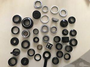 Konvolut Canon Lens Mount Converter Adapter Zwischenringe div. Marken 39 Teile
