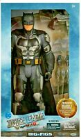 JAKKS DC Justice League Batman Big Figs Theatrical Armored Action Figure 19 inch