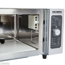 #1 Commercial Microwave Oven 1000 Watt with Dial Control Free shipping + Rebate