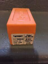 New Lyman 401638 DC Pistol Mould 40 S&W 10mm 175 Gr
