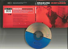 ERASURE In My Arms 5TRX w/ 4 RARE MIXES Club & Dub CD single USA Seller 1997