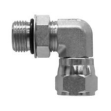 6809 06 04 Hydraulic Fitting 38 O Ring X 14 Female Jic Swivel 90