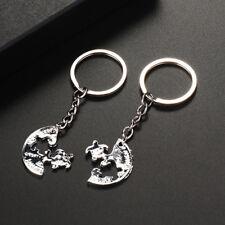 2pcs Turtle Couple Key Chains Souvenirs for Best Friend Keyring YU