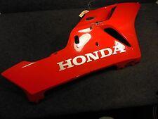 2005 Honda CBR 1000RR OEM Plastic Left Body Panel Mid Fairing #U2207