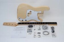 Saga build your own PB Bass Guitar Kit