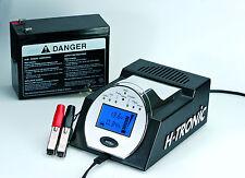 H-tronic Chargeur professionnel HTDC 5000 - batterie Camping-Car Parfaite et