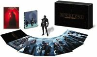 STAR WARS ROGUE ONE Blu-ray S.H.Figuarts Death Trooper Specialist limited