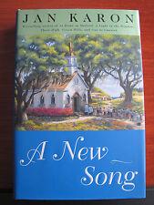 A New Song   A Mitford Novel by Jan Karon 1999 HCDC Christian fiction