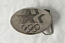 Vintage  LA Olympic Games 1984  Belt Buckle