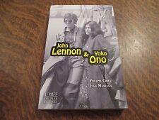 JOHN LENNON & YOKO ONO - PHILIPPE CROCQ & JEAN MARESKA