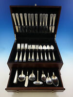 Etruscan by Gorham Sterling Silver Flatware Set 12 Service 66 Pieces
