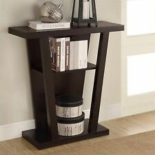 Coaster Home Furnishings 950136 Contemporary Console Table Cappuccino