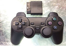 New Wireless Shock Game Controller Joypad Joystick for Sony Playstation 2 PS2 !