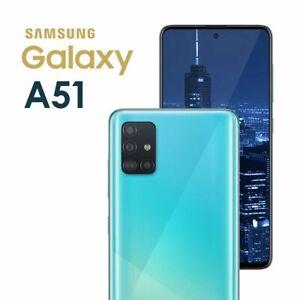 """Samsung Galaxy A51 A515F/DS 128GB -( 4GB RAM, Display 6.5"""", Quad Camera, Factory"""