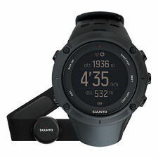 Suunto Ambit3 Ambit 3 Peak HR Heart Rate Monitor GPS Watch Black