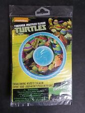 "Teenage Mutant Ninja Turtles Swim Ring 17.5"" Ages 3+ Includes Repair Kit"