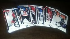 1996-97 Donruss Hit List Complete Set 20 Cards FORSBERG LINDROS MESSIER ++