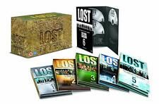 LOST SEASON 1-6 Complete Collection DVD Season 1 2 3 4 5 6 BOX SET UK Rel NEW R2