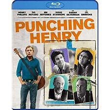 DVD: Punching Henry [Blu-ray], Gregori Viens. New Cond.: J.K. Simmons, Ashley Jo
