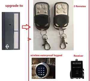 B&D Controll-A-Door 4 CAD4 27.145MHZ 062150 Garage Door remote wireless keypad