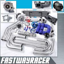 240SX S13 KA24E 2.4L SOHC T04E T3 T3/T4 Turbo Kit Turbo Manifold Single Cam KA24