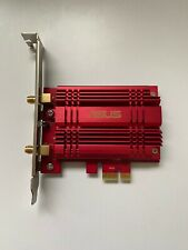 ASUS Wi-Fi PCI Express Adapter (PCE-AC56) RED