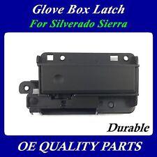 Glove Box Latch Ebony Black for Silverado Sierra 07-13 Upper 15914996