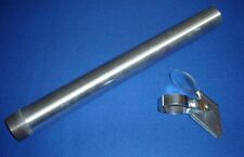 Heavy Duty Lincoln Rig Welder Sa-200 250 Gas Exhaust Tube & Rain Weather cap