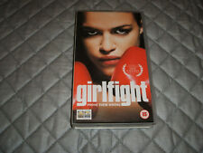 V.H.S. Video Tape .Girlfight.Free Postage