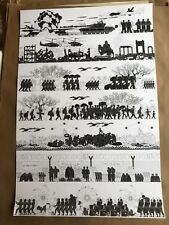Ai Weiwei Odyssey Limited Edition Print For Public Art Fund poster